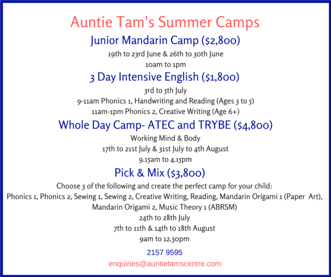 Auntie Tam's Summer Camps-4